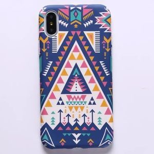 NEW iPhone 7/8/6+/6s+ Tribal Hard Case